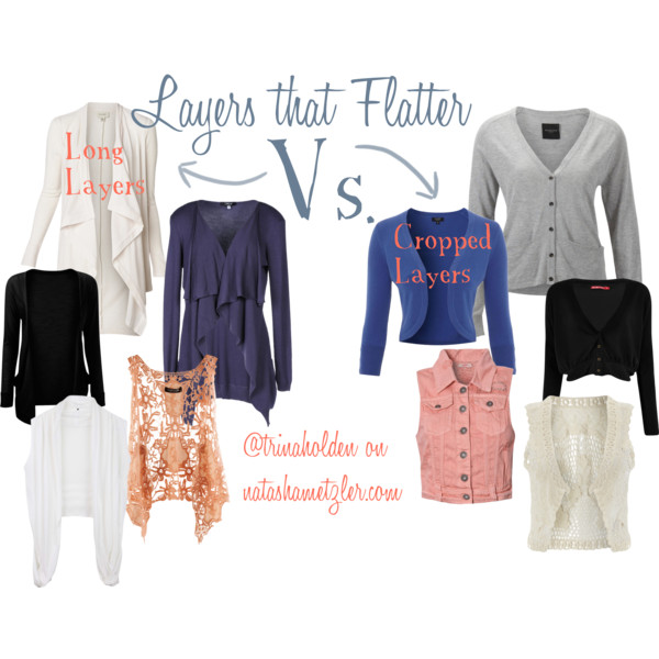 Layers that Flatter (or Not)