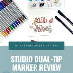 Dollar Store Dual-Tip Pen Review