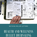 Health and Wellness Journaling
