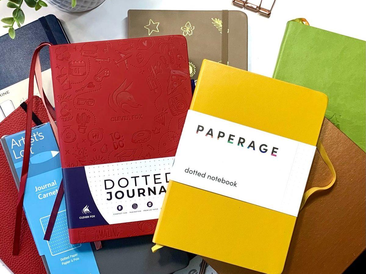 Bullet Journal Notebooks