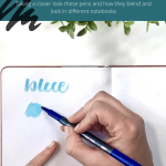 Staedtler Double-Ended Lettering Pen Review