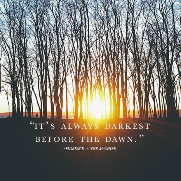 wow--blogadda-those-dark-days-before-sunrise-sunrise-quote