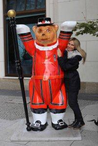 One of cute huge Berlin symbols