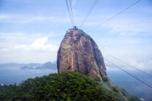 Exploring the Sugar Loaf mountain