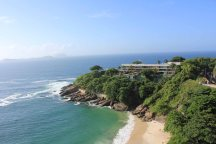 Gorgeous beaches of Rio