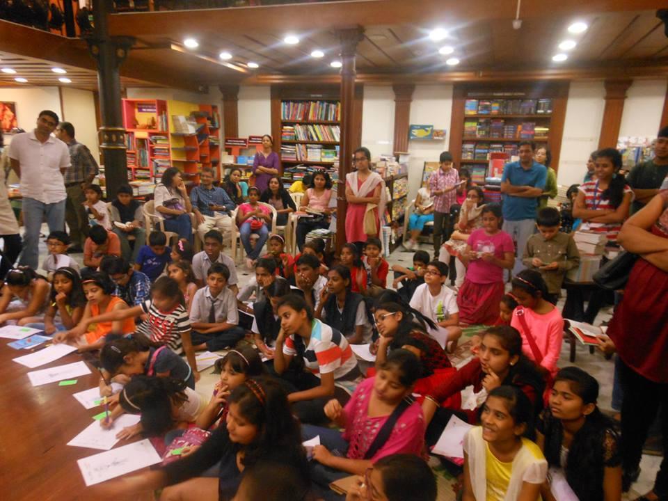 Kitab Khana Bookstore