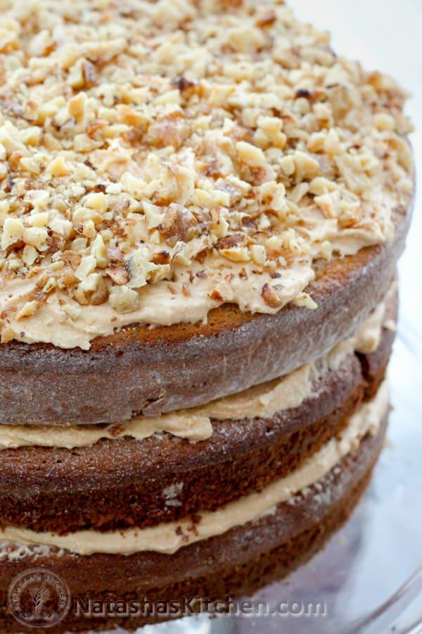 Russian Korolevsky Cake King S Cake