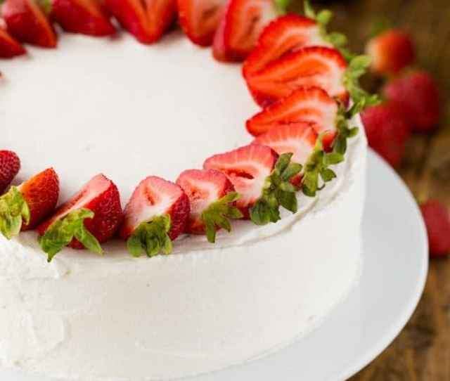 The Famous Moist Tres Leches Cake Is Now A Two Layered Cake Perfect For Any