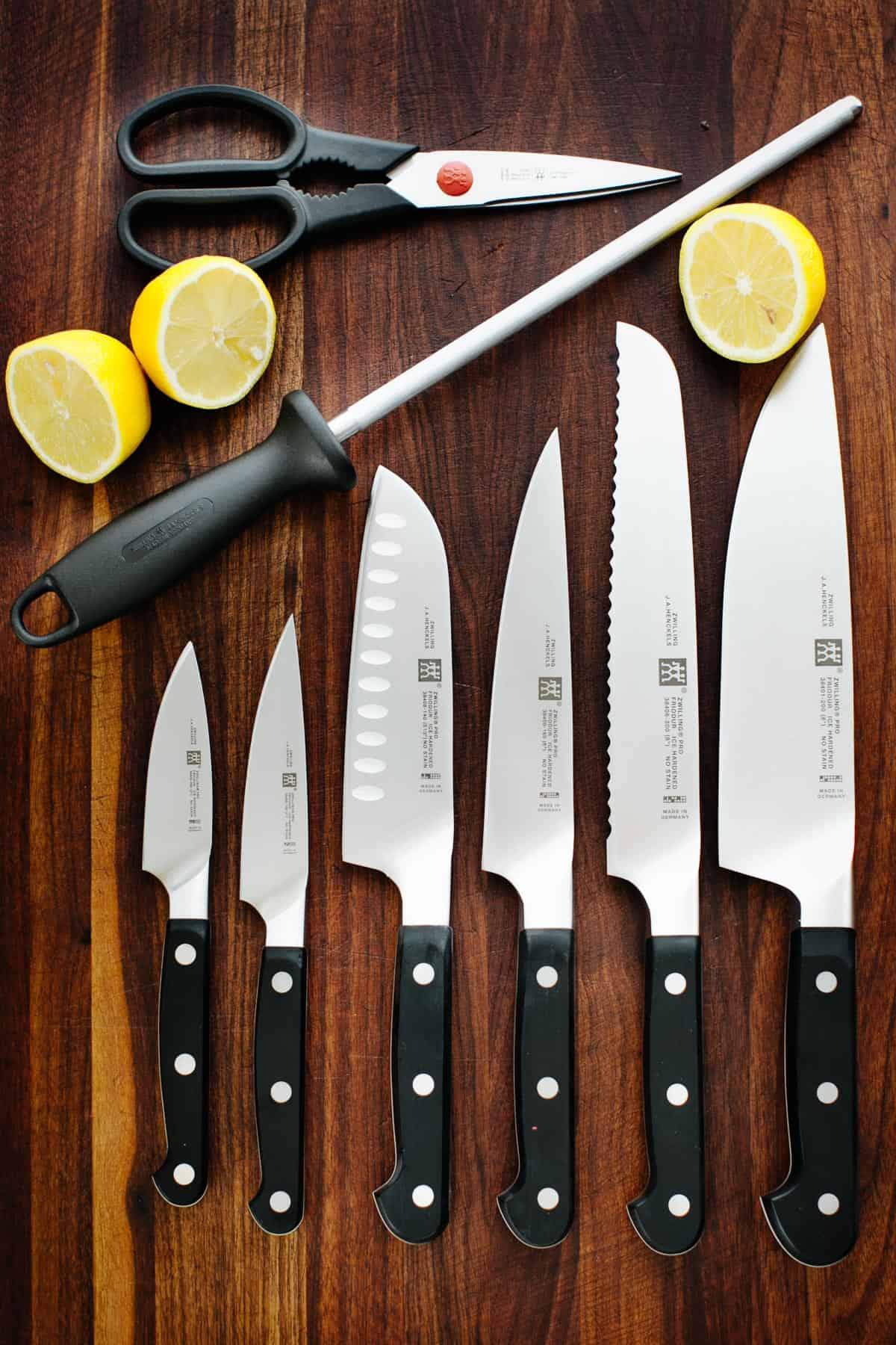 High Quality Knife Set