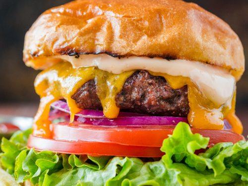 Perfect Burger Recipe (VIDEO) - NatashasKitchen.com