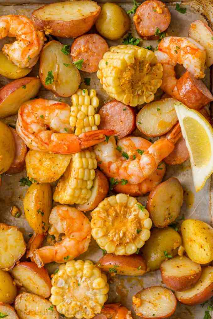 Easy Shrimp Boil Recipe - NatashasKitchen.com