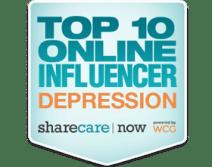 Top Depression Blogger - Natasha Tracy