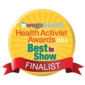 Health Activist Aware Finalist