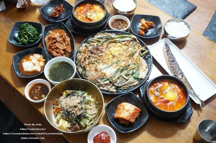 慶州自由行│普門觀光園區美食│경주 전주가全州家豆腐料理。最美味豆腐鍋