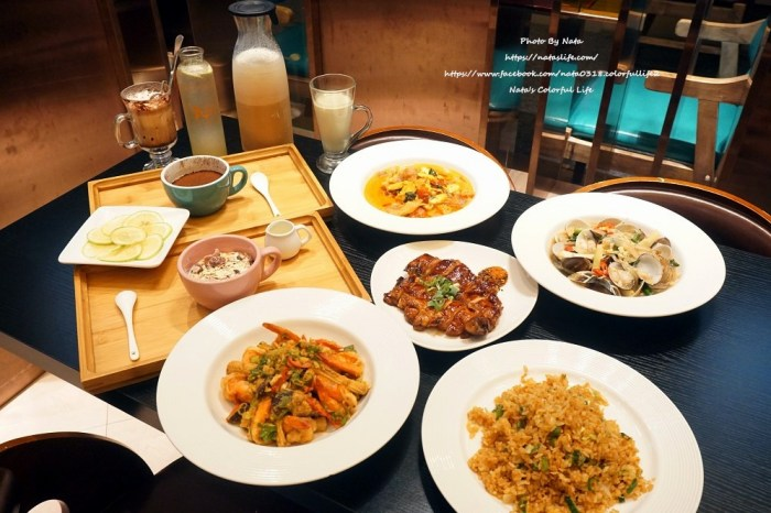 【美食♔台南東區複合式餐廳】神‧茶油。異國料理多重選擇~好油配好菜更美味