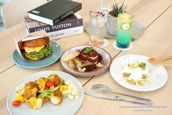 【美食♔台南中西區早午餐】BMS café/BMS 咖啡。手作漢堡、輕食早午餐、吉拿棒