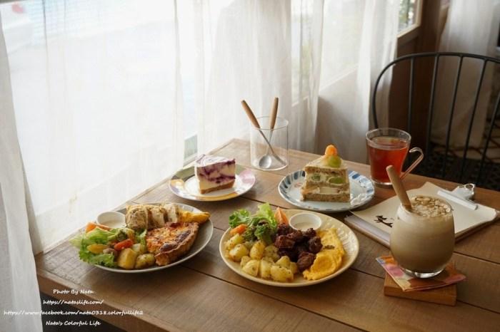 【美食♔台南東區甜點/早午餐】說說甜點murmur pâtisserie。女孩愛吃手工下午茶甜點,假日另有提供早午餐,假日用餐請先預約