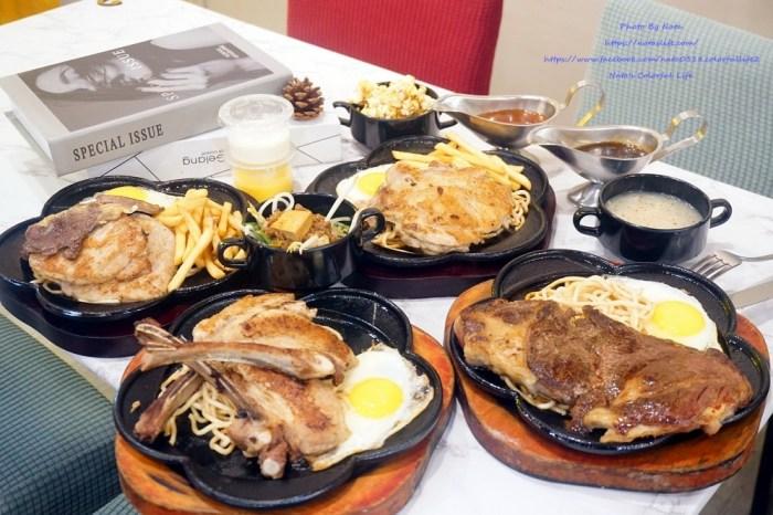 【美食♔台南北區牛排】牛排11。牛排網美店又+1!肉品百分百原肉不用重組肉,整片吃最威,還有巴肥吃到飽