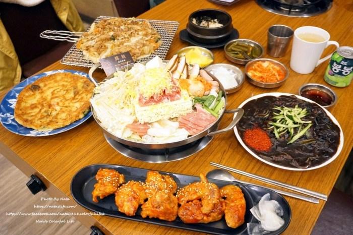 【美食♔台南東區韓式料理】韓朝(台南東寧店)。超值推薦!小菜無料吃到飽,大小朋友都超愛的韓式美食
