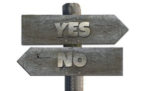 signpost-no-yes