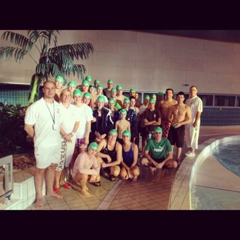 IC 2013 équipe de Blanquefort Natation