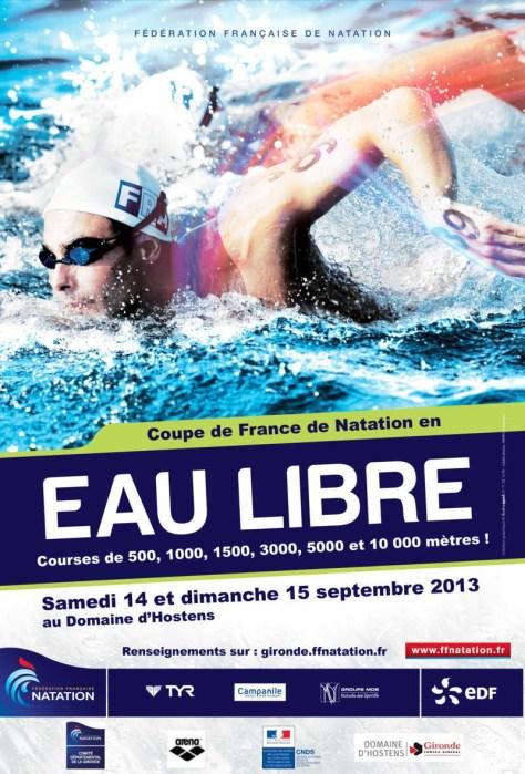 eau libre 2013