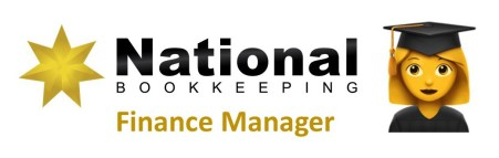 Good experienced Finance Manager and bookkeeper for local bookkeeping - Natbooks Logo