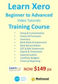 QuickBooks Online Training Courses - NatBooks - Local MYOB