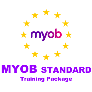 National Bookkeeping MYOB STANDARD Training Course Package