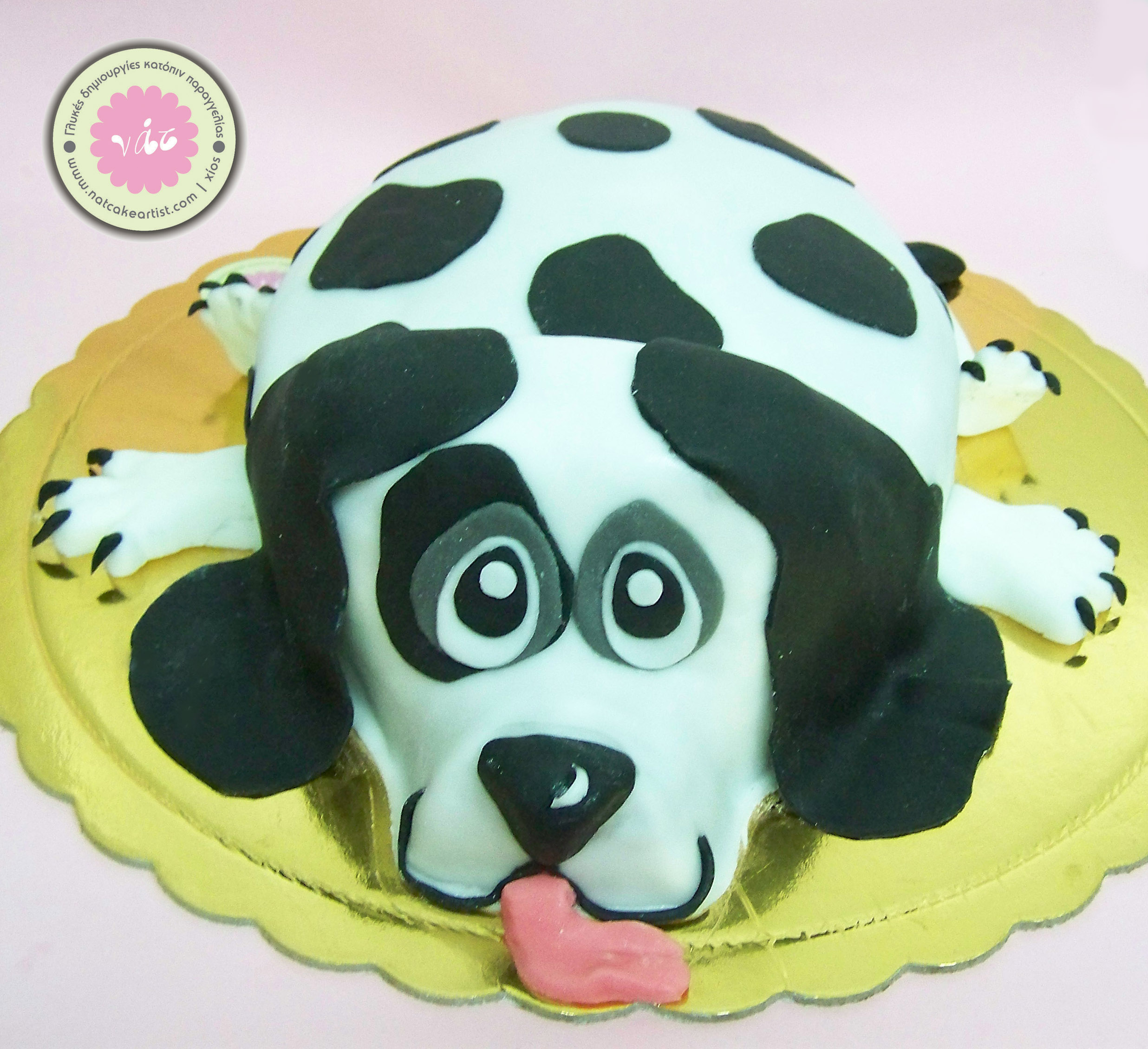 Cute Animal Cakes Nat Cake Artist
