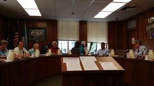 Parish Council - June 15, 2015