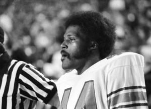 Joe Delaney-1980 sideline