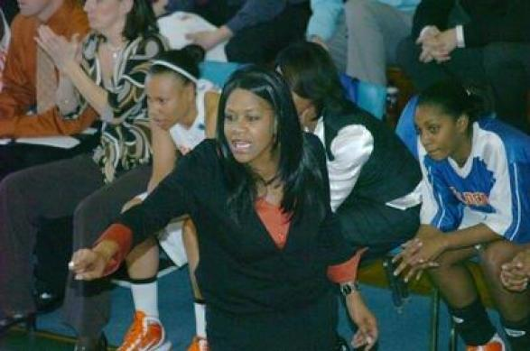 JANICE JOSEPH RICHARD – A great player and coach at Louisiana College, she also was an outstanding coach at Xavier (New Orleans). The Alexandria-Peabody product was a two-time NAIA first-team All-American at Louisiana College in 1985 and '86. In 1986, she led LC to a 31-3 record, a No. 1 ranking in the polls and a third-place finish in the NAIA National Tournament. She was an All-Gulf Coast Athletic Conference pick four times, the last three unanimously in scoring more than 2,300 points and handing out 700 assists. She set GCAC single-season record of 283 assists in 1985-86 and led the league in scoring and assists each of her final two seasons. She posted a 307-163 record in 16 seasons as a head coach at Xavier University of New Orleans, San Jose State and Louisiana College. At Xavier from 1992-98, she was 159-34 and her winning percentage of .824 remains the best in school history. She guided Xavier to five consecutive regular season and tournament championships and coached the Nuggets to a 91-11 GCAC regular-season record and to first-round victories in the NAIA Division I National Tournament four straight years (1995-98). Her final Xavier team (1997-98) went 18-0 in conference play. At Division I San Jose State from 1999-2006, she led the school to three winning seasons after it had just one in the previous 17 seasons and was named Western Athletic Conference Coach of the Year in 2001-02. Richard was diagnosed with cancer in 2006 and stepped down, but returned home to Louisiana College and had a 55-23 record in three seasons -- including a 24-3 mark and American Southwest Conference championship in 2009-10. She died in December 2010 at the age of 46. Born 2-19-1964 in Alexandria.