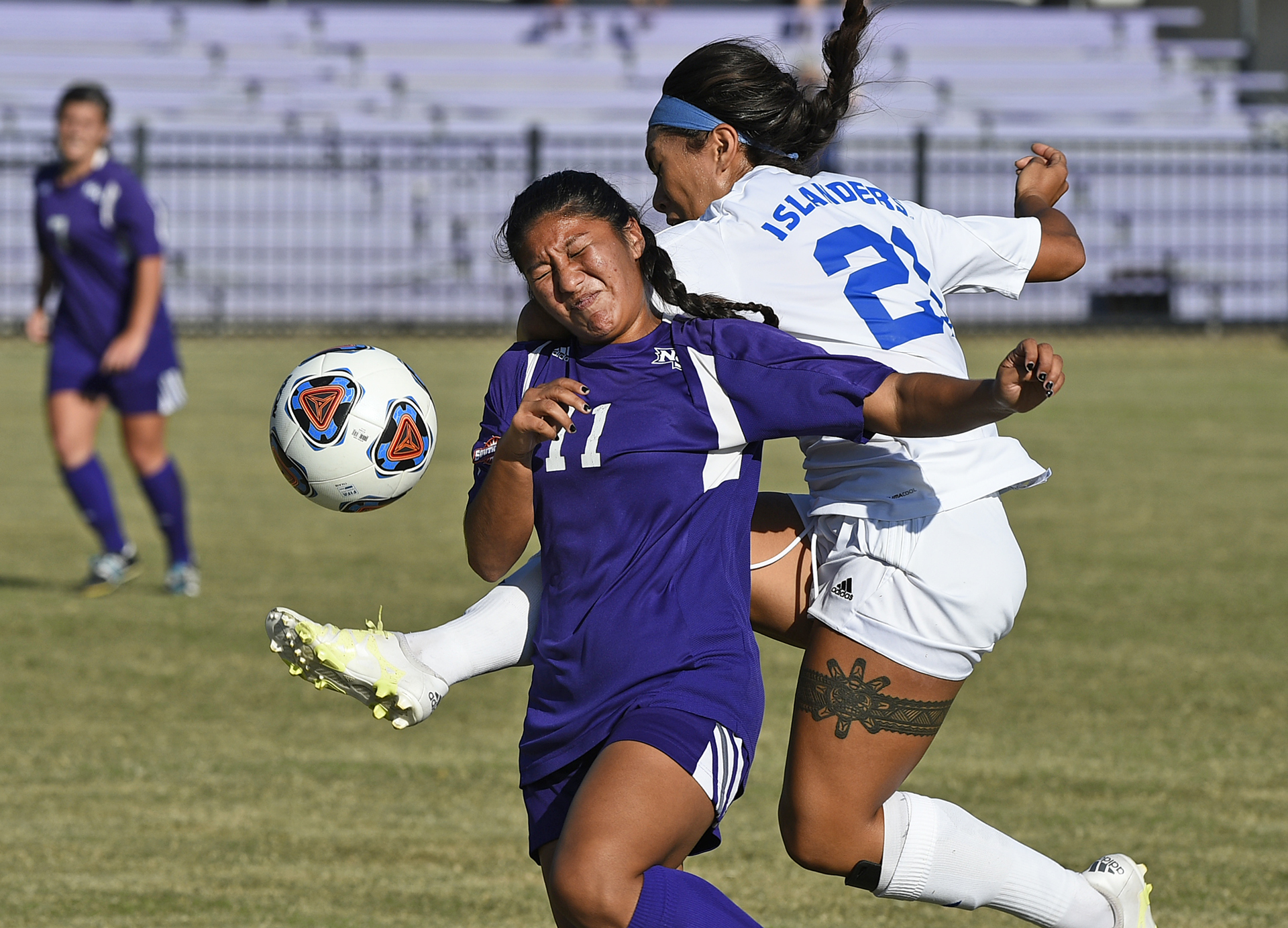 Soccer — Northwestern State explodes in shutout of Texas A&M Corpus