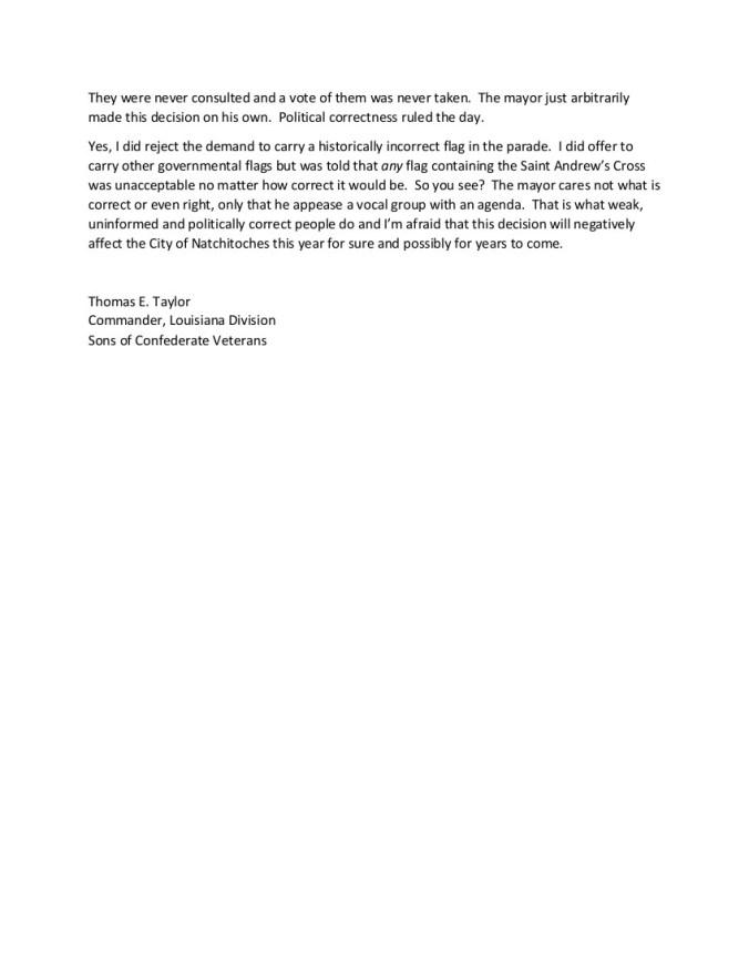 Natchitoches response SCVPage2
