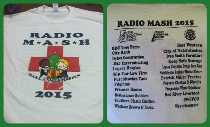 MASH2015 TShirt Sponsors