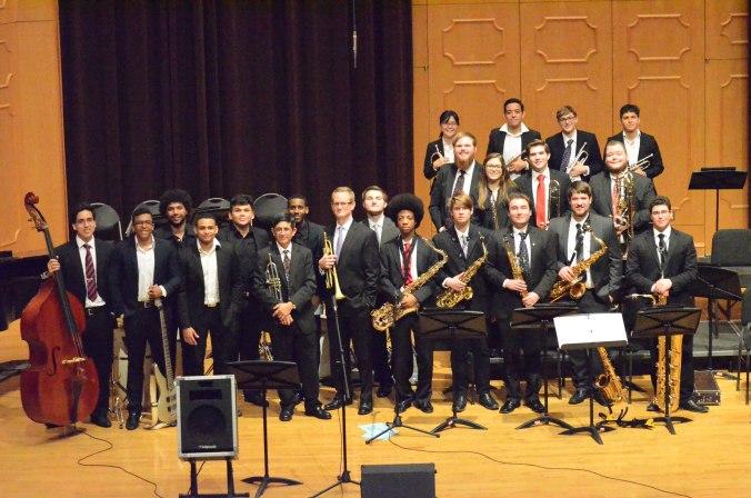 NSU Jazz Orchestra &  Graham Breedlove