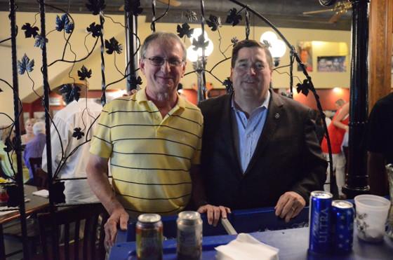 Rick Knowlin & Billy Nungesser