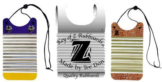 FolkFest Rubboards
