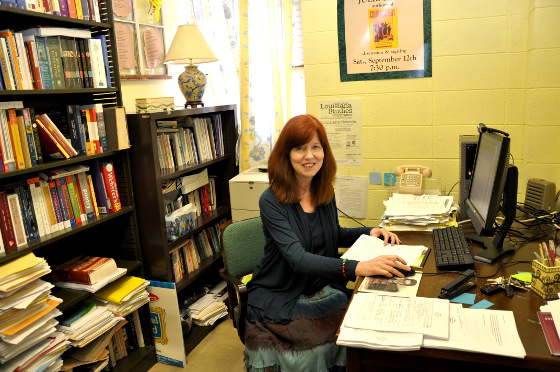 Julie Kane office