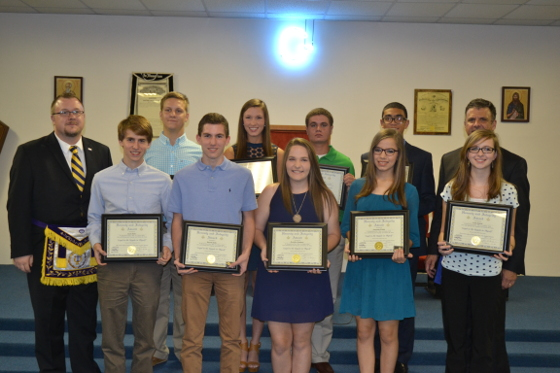Honesty and Integrity Awards