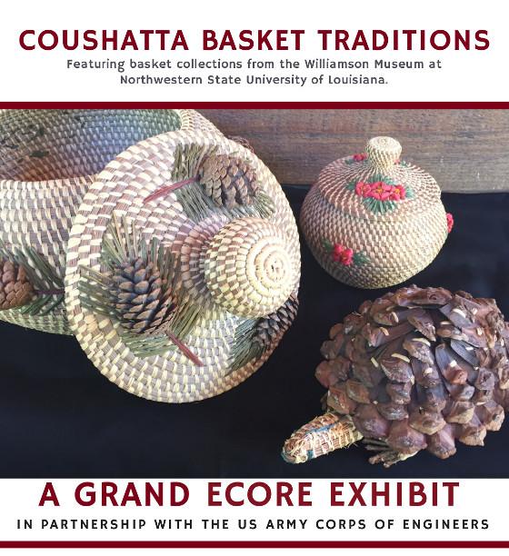 coushatta-basket-exhibit-at-grand-ecore-poster