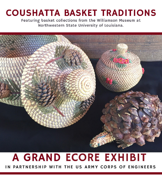 coushatta-basket-exhibit-at-grand-ecore-poster