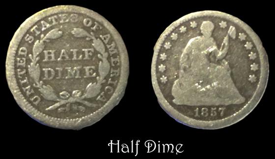 half-dime