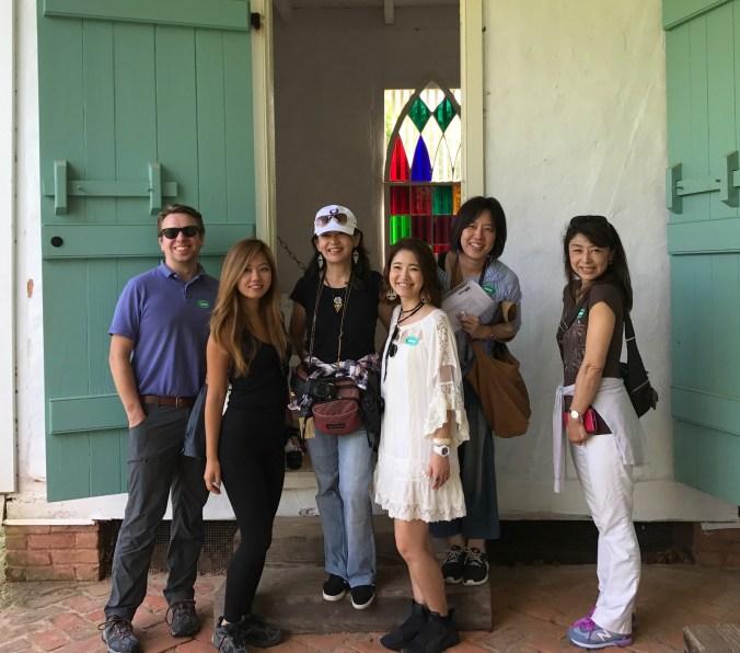 MRC Fam Tour Photo