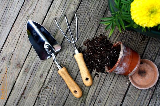 NPJ-Gardening