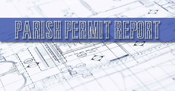 parish permit report