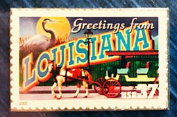 2002 Greetings from Louisiana