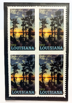 2012 Louisiana Statehood - 200th