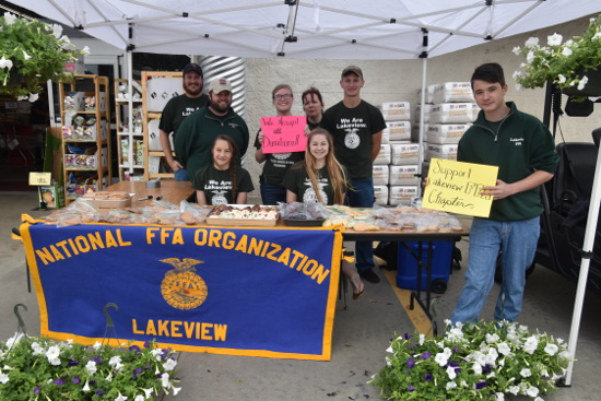 Lakeview_FFA Fundraiser 2017